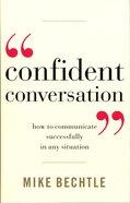 Confident Conversation Paperback