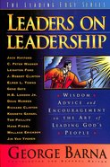 Leaders on Leadership Paperback