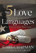 The 5 Love Languages Military Edition Paperback