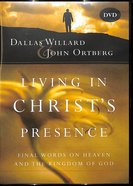 Living in Christ's Presence (2 Disc Set - 7 Hours) DVD