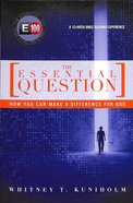 The Essential Question Paperback