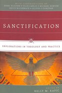 Sanctification Paperback