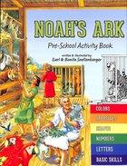 Noah's Ark Pre-School Activity Book Paperback