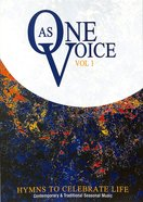 As One Voice People's Edition Volume 1 (Music Book)