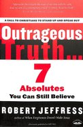 Outrageous Truth... Paperback