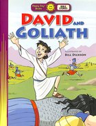 David and Goliath (Happy Day Level 3 Independent Readers Series) Paperback