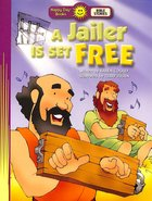 A Jailer is Set Free (Happy Day Level 3 Independent Readers Series) Paperback