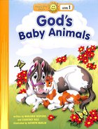 God's Baby Animals (Happy Day Level 1 Pre-readers Series) Paperback