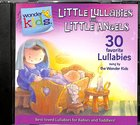 Little Lullabies For Little Angels (#04 in Wonder Kids Music Series) CD