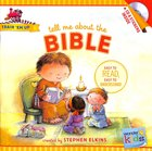 Tell Me About the Bible (Includes CD & Stickers) (Wonder Kids: Train 'Em Up Series)