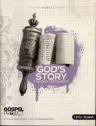God's Story of the Old Testament (Personal Study) (#02 in Gospel Project For Students Series)