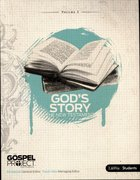 God's Story of the New Testament (Personal Study) (#03 in Gospel Project For Students Series)