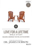 Love For a Lifetime Bible Study (Leader Kit) (Building A Family Legacy Series) Pack