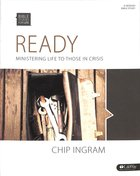 Ready Ministering to Those in Crisis (Member Book) (Bible Studies For Life Series) Paperback