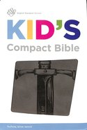 ESV Kid's Compact Bible Trutone Silver Sword Imitation Leather