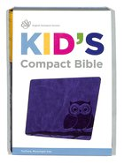 ESV Kid's Compact Bible Trutone Moonlight Owl Imitation Leather