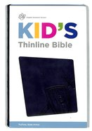 ESV Kid's Thinline Bible Trutone Slate Armor Imitation Leather