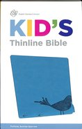 ESV Kid's Thinline Bible Trutone Sunrise Sparrow Imitation Leather