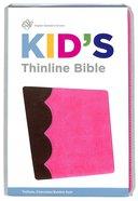 ESV Kid's Thinline Bible Trutone Chocolate/Bubble Gum Imitation Leather