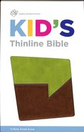 ESV Kid's Thinline Bible Trutone Forest Arrow Imitation Leather