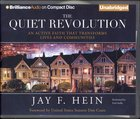 The Quiet Revolution (Unabridged, 5cds) CD