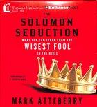 The Solomon Seduction (Unabridged, 8 Cds) CD