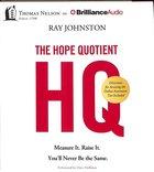 The Hope Quotient (Unabridged, 8cds) CD