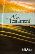 NIRV Outreach New Testament Hills Great For Esl Paperback
