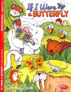 If I Were a Butterfly (Ages 2-5 Reproducible) (Warner Press Colouring/activity Under 5's Series) Paperback