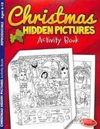 Christmas Hidden Pictures (Ages 6-10, Reproducible) (Warner Press Colouring & Activity Books Series) Paperback
