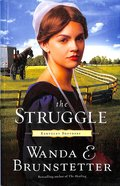 The Struggle (Large Print) (#03 in Kentucky Brothers Series)