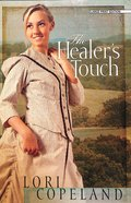 The Healer's Touch (Large Print) Paperback