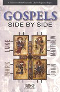 The Gospels Side-By-Side (Rose Guide Series)
