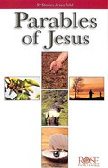 Parables of Jesus (Rose Guide Series) Booklet