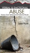 Verbal and Emotional Abuse (Hope For The Heart Series) Paperback