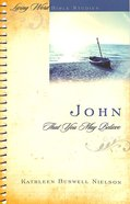 John (Living Word Series) Spiral