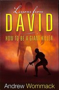 Lessons From David eBook