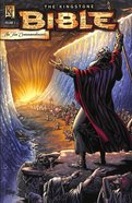 The Ten Commandments (#03 in The Kingstone Comic Bible Series) Paperback