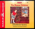 The Schoolhouse Mystery (Unabridged, 2 CDS) (#010 in Boxcar Children Audio Series)