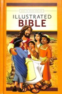 ERV Illustrated Children's Bible Large Print (Easy-to-read Version)
