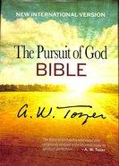 NIV Pursuit of God Bible, the Terra Cotta