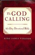 KJV God Calling 365-Day Devotional Bible