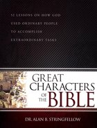 Great Characters of the Bible Paperback