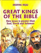 Great Kings of the Bible Hardback