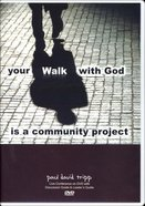 Your Walk With God is a Community Project (3 Dvds) DVD