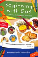 Beginning With God Book 2 Paperback