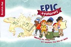 Epic Explorers Scratch Pad (Ages 4-7) Paperback