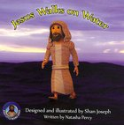 Jesus Walks on Water (Jesus Little Book Series) Paperback