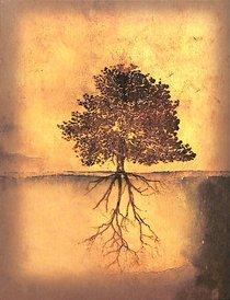Everyday Notes: Planted Tree, Luke 18:19