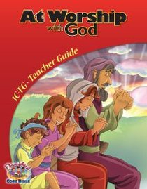 Dlc C1: Discovering Gods Greatness Teachers Guide Ages 6-8 (At Worship With God) (Discipleland Level 1, Ages 6-8, Qtrs Abcd Series)